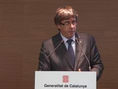 """Puigdemont en 'The Washington Post': """"Lo siento, España, Cataluña votará sobre la independencia te guste o no"""""""