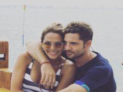 """Bisbal, """"muy ilusionado"""" por su boda con Rosanna Zanetti"""