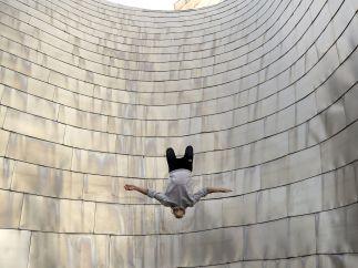 'Free running' en el Guggenheim
