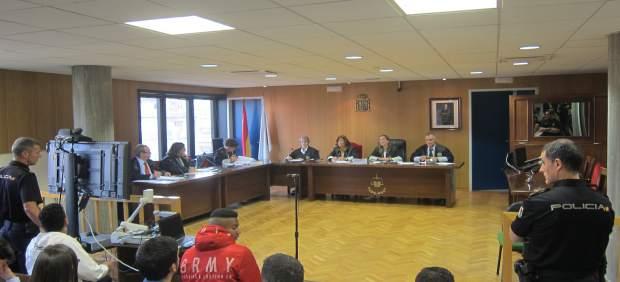 Foto: Juicio Agresores Cura Vigo