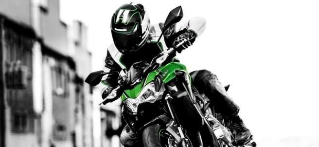Los usuarios del carné A2 podrán conducir la Kawasaki Z900 limitada