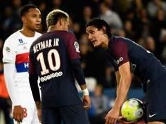 Emery no se moja, quiere que Cavani y Neymar compartan los penaltis