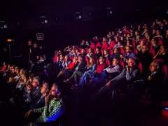 Los espectadores que van al cine aumentaron casi un 8% en 2016