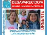 Desaparecidas en Sevilla