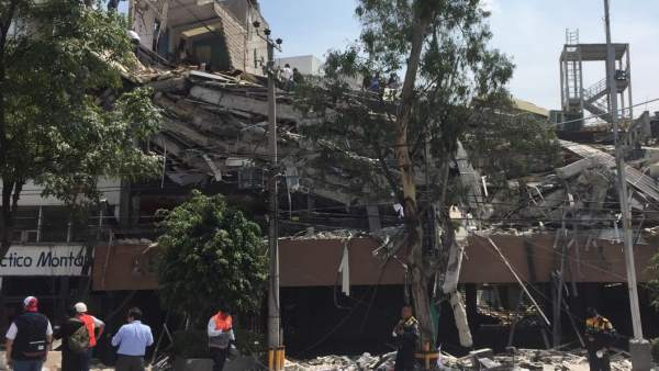 Más de 200 muertos tras el seísmo de México