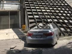 Muere al menos un español en el terremoto de México