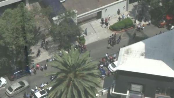 Un terremoto de magnitud 7,1 sacude México