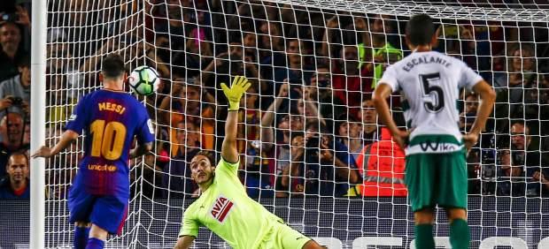 Penalti de Messi