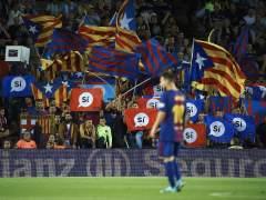 """El Barça condena """"cualquier acción contra la democracia y el derecho a decidir"""""""