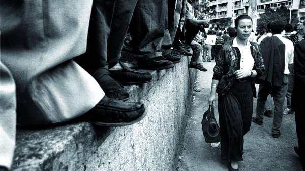 Demonstration, 1994