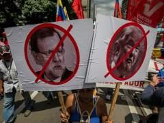 """Marcha antiimperialista"" en Venezuela"