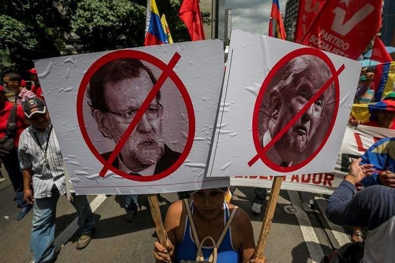Maduro llama a trump el nuevo hitler de la pol tica for La politica internacional