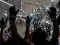 Los vídeos más sobrecogedores del terremoto en México