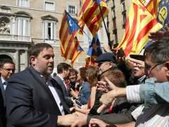 En libertad con cargos todos los detenidos por el referéndum