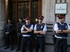 Operación de la Guardia Civil en la Generalitat | Directo: Rajoy cita en Moncloa a Sánchez y Rivera ante la situación en Cataluña