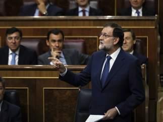 """Rajoy defiende su actuación en Cataluña: """"No me agrada, pero la ley se tiene que cumplir"""""""