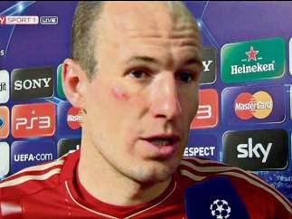 Robben y Ribery (Bayern)