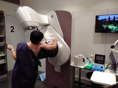 Las mamografías con menos dolor, radiación y ansiedad ya son posibles