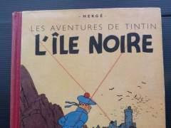 Subastan un cómic inédito de Tintín que podría ser el más caro de la historia