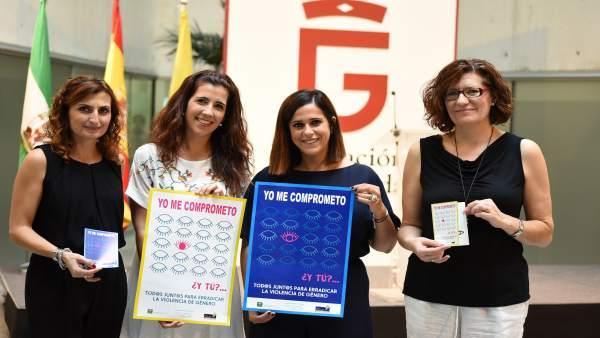 Padul pone en marcha una campaña contra agresiones sexistas en sus fiestas