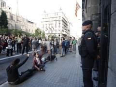 Operación de la Guardia Civil en la Generalitat: 10 millones de papeletas requisadas, 14 detenidos y varias consejerías registradas