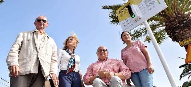 Instalación del semáforo