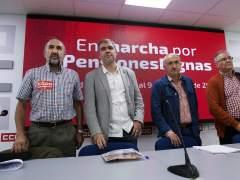 Los jubilados marcharán por todo el país para defender unas pensiones públicas viables