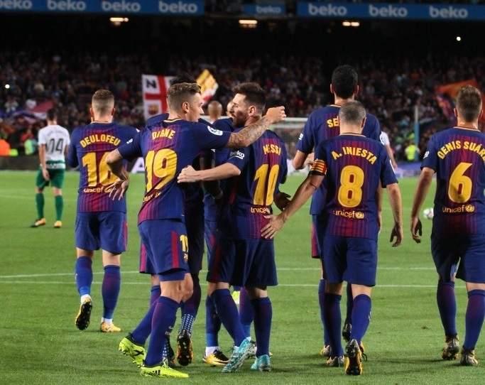 Girona vs barcelona horario y d nde televisan el partido for Televisan el madrid hoy