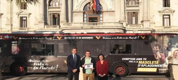 Alguns carrers de València quedaran tallats al trànsit el cap de setmana per la Marató 2017