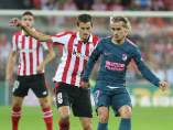 Griezmann ante el Athletic