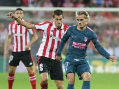 Un gran Atlético se impone al Athletic en San Mamés