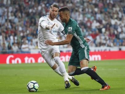 Sergio Ramos y Camarasa, Real Madrid - Betis