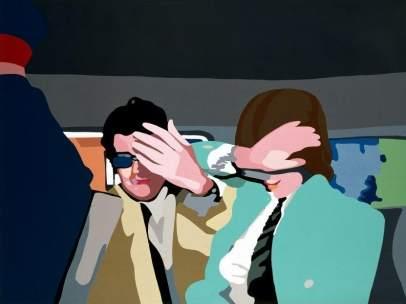 Obra del artista británico Richard Hamilton