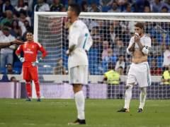 Otra debacle del Real Madrid en el Bernabéu, el Betis gana en el descuento