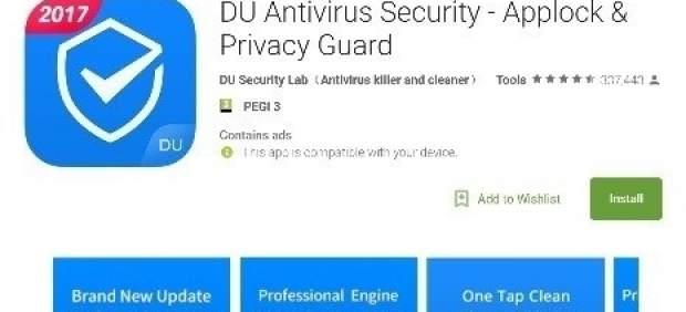 DU Antivirus Security
