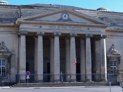 Palacio de Justicia de Caen