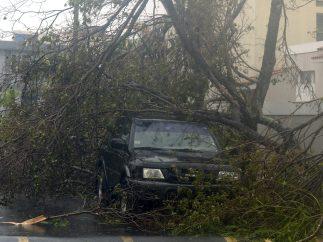 Trump declara Puerto Rico zona catastrófica tras el paso de María, que deja 31 muertos en el Caribe