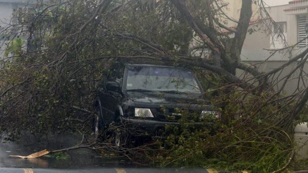 El huracán María deja al menos 9 muertos en el Caribe