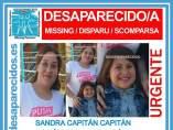 Desaparición en Sevilla