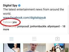 Instagram activa la posibilidad de saber si un usuario sigue