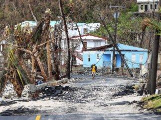María, otro devastador huracán en el Caribe