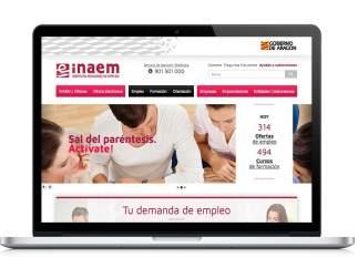 El INAEM estrena web