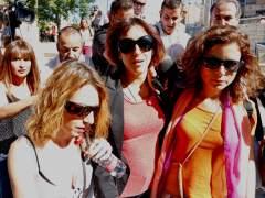 """Juana Rivas considera que su """"lucha""""por sus hijos está en España"""