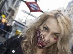 Este viernes Madrid acogerá una 'invasión zombie'