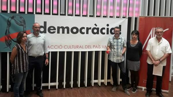 1 ACPV insta els valencians a denunciar davant la UE la situació a Catalunya i demanen la seua intervenció