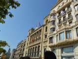 Fachada del Ayuntamiento de Lleida