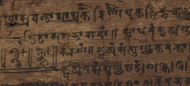 Manuscrito indio de Bakhshali