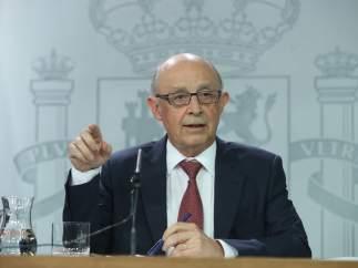 El Gobierno prorrogará los Presupuestos de 2017 y enviará el lunes a Bruselas el nuevo plan