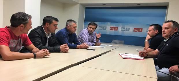 Reunión del PSOE de León