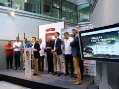 Presentación de las pruebas del Campeonato de España de Rallyes